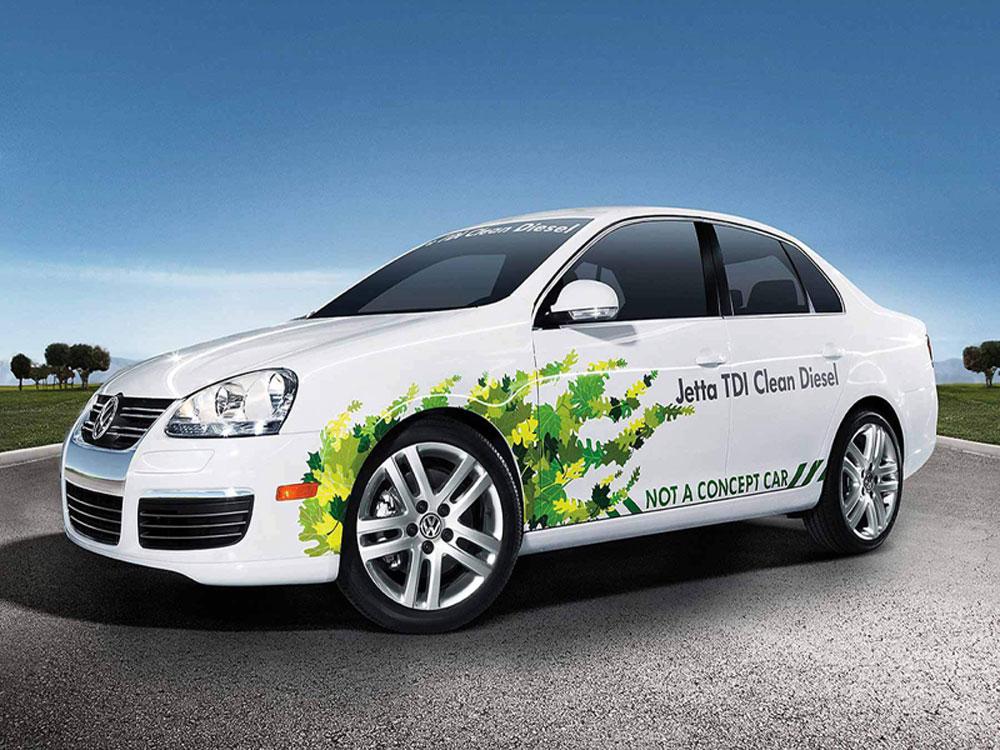 فولكس فاجن توقف إنتاج السيارة باسات بمحرك الديزل في أمريكا