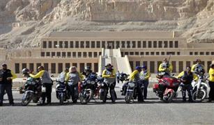 مصر تحتضن الموسم السادس لرالي تحدي العبور بمشاركة الرحالة الألمانى هاوزر