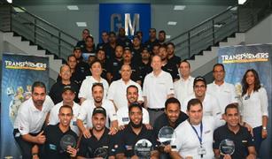 جنرال موتورز والمنصور للسيارات تعلنان أسماء الفائزين بمسابقة التميز الفني لمراكز الصيانة