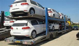 شعبة المستوردين: وقف استيراد السيارات من الخارج لحين استقرار سعر الدولار