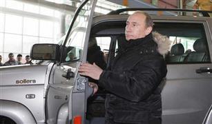 بوتين: هكذا تم إنقاذ صناعة السيارات الروسية