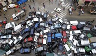 ضبط إيقاع المرور لخفض دعم الوقود