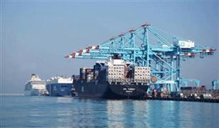 27 الف و 600 طن فوسفات تغادر ميناء سفاجا