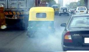 تكثيف الحملات ضد السيارت المخالفة والمسببة للتلوث البيئى