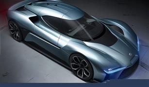 الصين تهزم الجميع بإنتاج سيارة كهربائية خارقة بقوة  1360 حصان وسرعة 312 كم