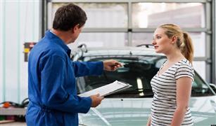 النساء تدفع مبالغ أكثر من الرجال فى خدمة السيارات