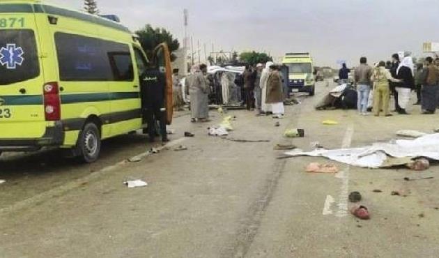 إصابة 5 أشخاص في حادث تصادم على الطريق الدائري بشبرا الخيمة