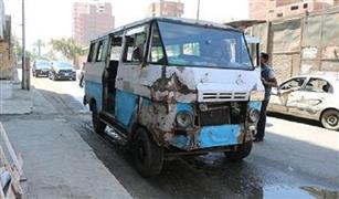 محافظة المنيا تبحث استبدال سيارات الربع نقل بميكروباصات للعمل بالقرى