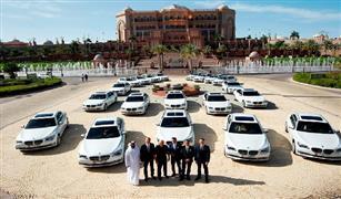 بيع 11 ألف سيارة  «بي إم دبليو» و«ميني كوبر» بالامارات في 2016