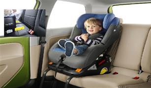 مقاعد جديدة بمواصفات عالمية للأطفال فى السيارات