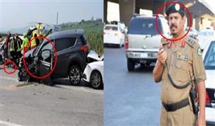 وفاة  نائب مدير المرور السعودي في حادث سير