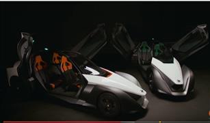 بالفيديو.. 8 سيارات بتكنولوجيا خيالية تم إنتاجها في 2016