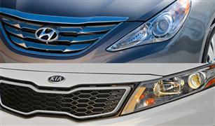 """يبسبب """"الدفع الرباعى"""" والسيارات الكهربائية مبيعات هيونداي وكيا تتراجع في الصين"""