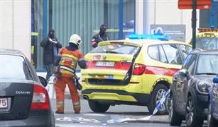 الإرهاب يستهدف وسائل المواصلات.. بالصور: بروكسل تتحول إلى مدينة أشباح بعد تفجيرات اليوم
