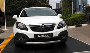 ما قيمة الرسوم الجمركية والضريبية للسيارة أوبل موكا 2016 سعتها 1400 سي سي ؟