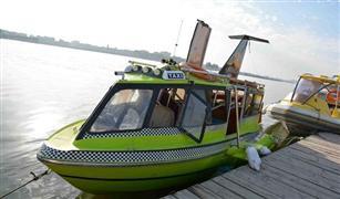 وزارة النقل تنفي شائعة وقف تشغيل التاكسي النهري