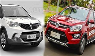 لعشاق السيارات الصينية.. مقارنة بين سينوفا x25 وبريليانس V3