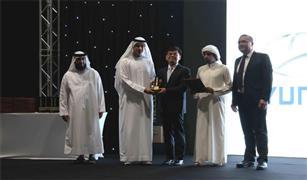 هيونداي إلنترا تحصد لقب أفضل سيارة في جوائز الشرق الأوسط للسيارات