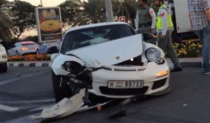 بالفيديو والصور.. حوادث بورش المتكررة تثير علامات الاستفهام حول السيارة الفارهة