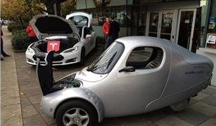 لشخص واحد فقط.. solo سيارة كهربائية سرعتها 120 كم وسعرها 15 ألف دولار