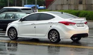 الرسوم الجمركية للسيارة هيونداي إلنترا 2013