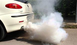 المرور يضبط 40 سيارة بتهمة تلويث البيئة