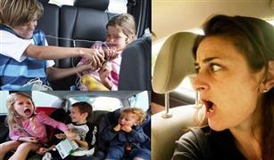 للتمتع برحلة سفر هادئة.. 9 نصائح للسيطرة على أطفالك داخل السيارة
