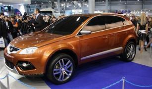 لادا كروس X CODE مفاجأة معرض روسيا للسيارات