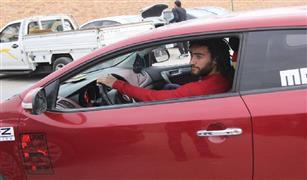 عجلة القيادة بشعار الزمالك.. شاهد بالصور سيارة اللاعب باسم مرسي