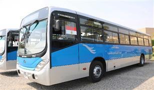 محافظة القاهرة تتسلم 90 اتوبيس فولفو جديدة وصرف مكافأة للعاملين بهيئة النقل العام.