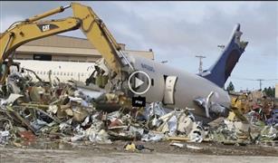 شاهد بالفيديو.. مصير الطائرات السعودية بعد الاستغناء عن خدماتها