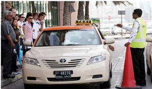 مثبت سرعة إجباري للسيارات في دبي