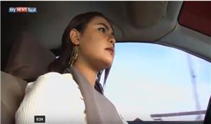 بالفيديو... سودانية تشرح أسباب عملها «سائق أجرة»