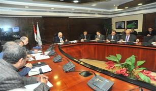 اجتماع بـ«النقل» لتطوير السكك الحديدية بمشاركة «الإنتاج الحربي»
