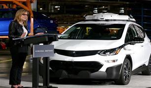 """جنرال موتورز  تشتري """"ستروب""""  فى خطوة تعزز جهود تطوير السيارات ذاتية القيادة"""