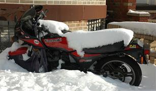 5 أجزاء فى دراجتك النارية عليك صيانتها قبل الشتاء