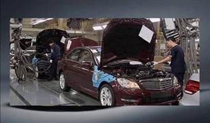 استدعاء 350 الف سيارة مرسيدس بالسوق الصينية بسبب وسائد هوائية معيبة