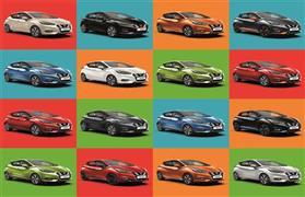 دراسة:  8 من كل 10 سائقين يقودون سيارة لا يتناسب لونها مع شخصيتهم