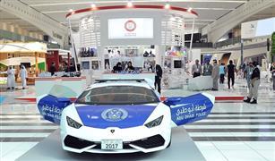 لامبورجيني وفيراري وبي أم دبليو الشرطة يشاركون بمسابقة المهارات العالمية 2017  بأبو ظبي