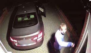 """بالفيديو والصور.. """"تضليل كمببيوتر السيارة""""  أحدث وسائل سرقتها"""