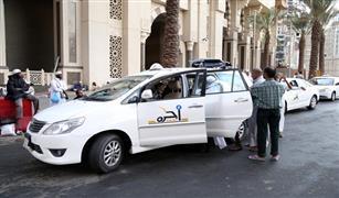 مكة تقصر  العمل في سيارات الأجرة علي السعوديين  فقط