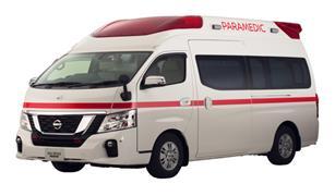 """نيسان"""" تكشف عن مركبة إسعاف ومركبة توصيل كهربائية جديدتين خلال معرض طوكيو للسيارات"""