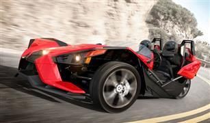 أسرع مركبة ثلاثية العجلات في العالم تسير بضغط الماء وتصل لـ100 كم في نصف ثانية