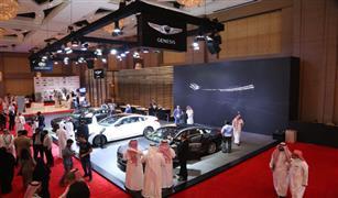 إقبال نسائي كبير في الدورة الحادية عشرة  لمعرض اكسس للسيارات الفاخرة بالمملكة العربية السعودية