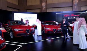 المتحدة للسيارات تعرض طرازين من ألفا روميو  لأول مرة بمعرض أكسس بالرياض