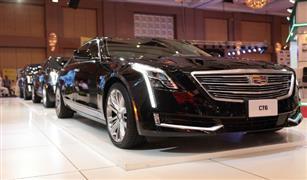 علامة كاديلاك الفاخرة تقدم أسلوبا جديدا للحياة العصرية بمعرض السيارات الفاخرة اكسس 11