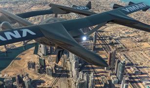 بالصور  سيارات طائرة (ذات الإقلاع العمودي ) قريباً في دبي