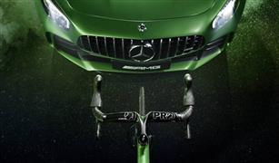 بالصور..  مرسيدس نتج دراجات بسعر يفوق رينو لوجان