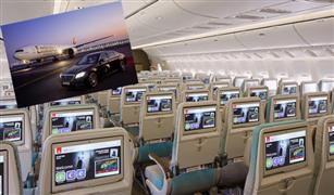بالصور :(طيران الامارات) تكشف عن طائراتها البوينج في معرض دبي للطيران 2017.. الرفاهية المترفه عنوانها