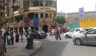 مرور القاهرة: غلق كلي لشارع 26 يوليو
